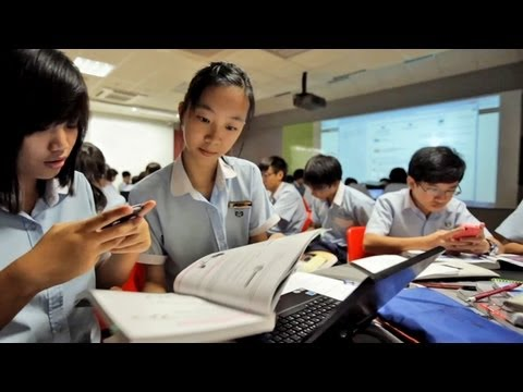 Singapores 21st-Century Teaching Strategies Education Everywhere Series