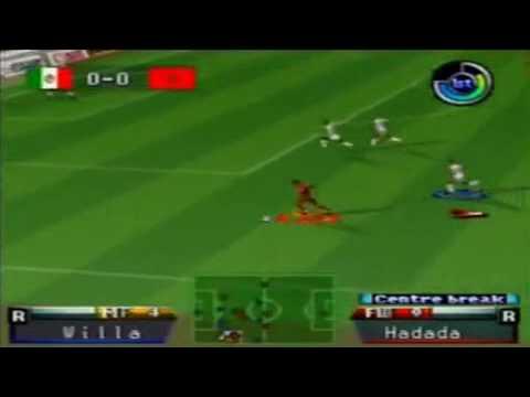International Superstar Soccer 98 Nintendo 64