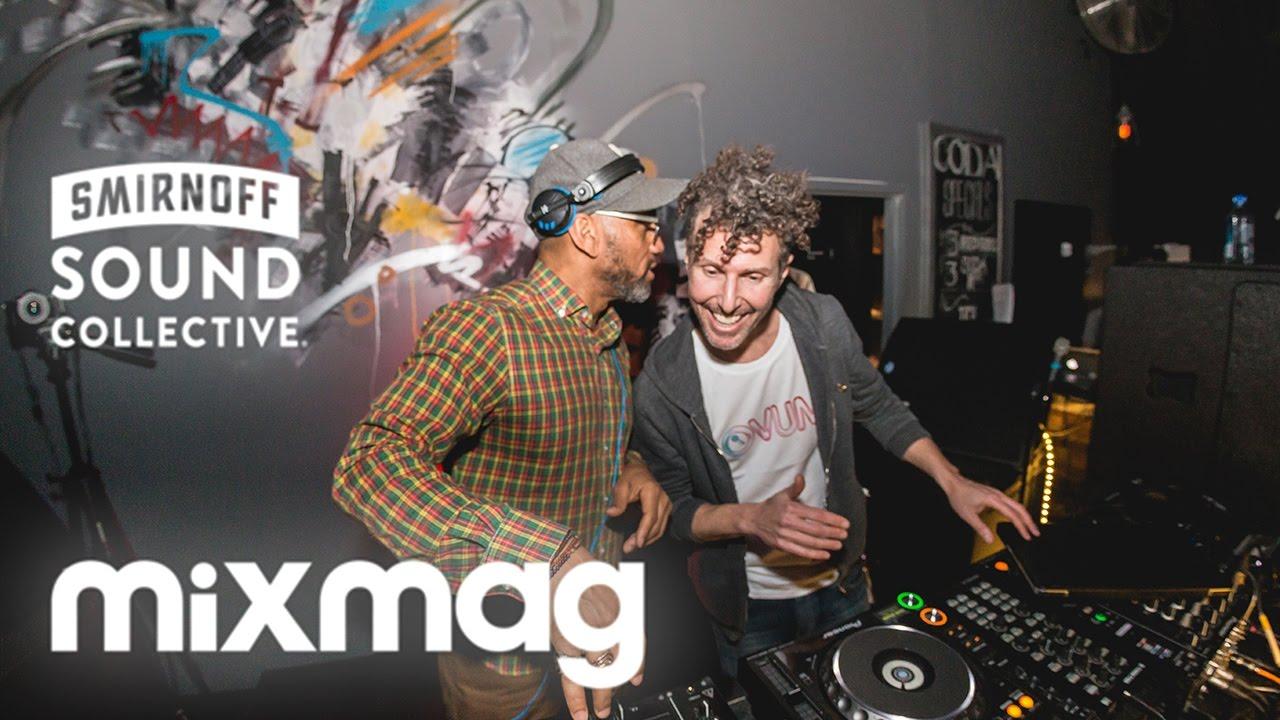 Josh Wink & King Britt's Ovum Reunion - Live @ Mixmag Lab Philly x CODA 2017