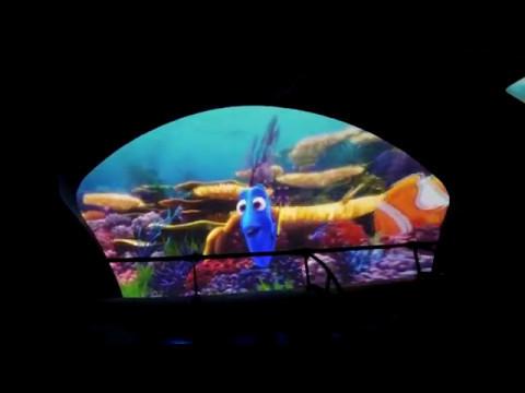 [4K 2160p]TDS ニモ&フレンズ・シーライダー ② / Tokyo DisneySea Nemo & Friends Searider
