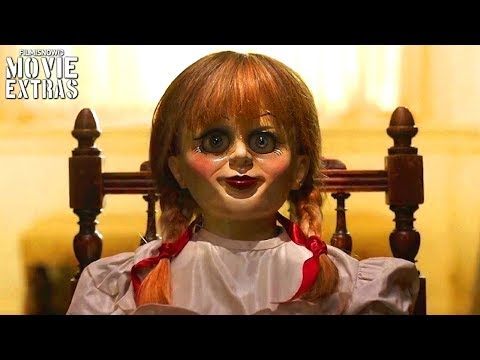 Annabelle: Creation release clip compilation & Trailer (2017)