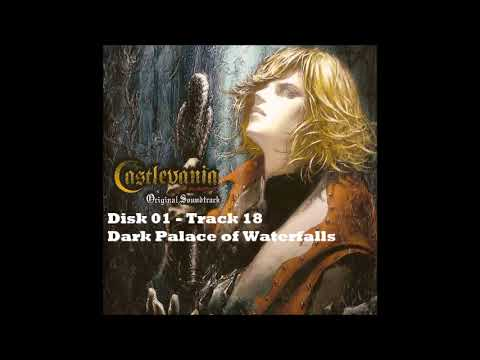 Castlevania: Lament of Innocence OST - Dark Palace of Waterfalls