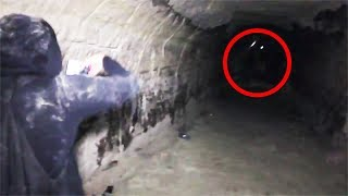 Video 9 Scary Cave Encounters Caught By YouTubers MP3, 3GP, MP4, WEBM, AVI, FLV Oktober 2018
