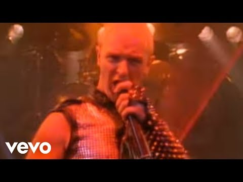 Judas Priest – Freewheel Burning