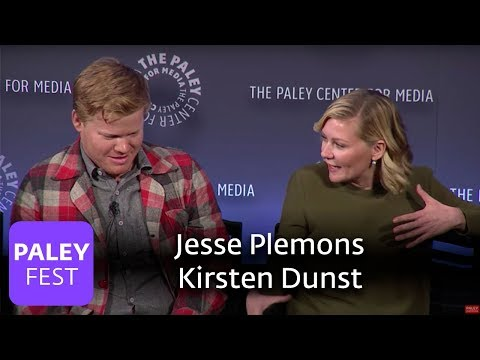 Fargo - Jesse Plemons & Kirsten Dunst