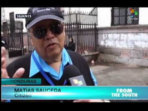 More than half of Honduras' population lives in poverty