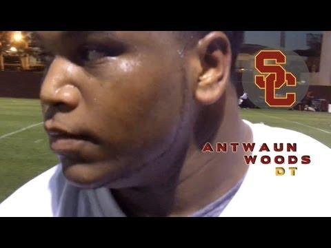 Antwaun Woods Interview 3/19/2012 video.