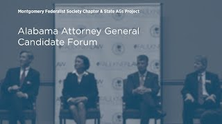 Click to play: Alabama Attorney General Candidate Forum