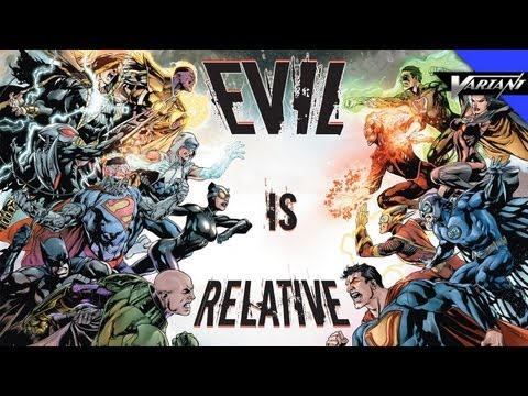 DC Comics - Subscribe to Variant: http://www.youtube.com/subscription_center?add_user=variantcomics Today Arris breaks down what DC's Villains Month is all about telling...