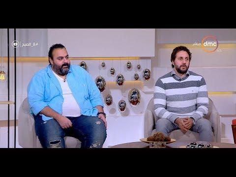 تعرف على رأي شيكو وهشام ماجد في تجربة رحمة خالد كمذيعة