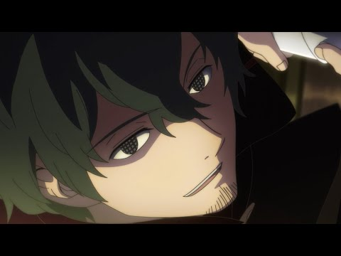 Top 4 Attackers Team Up! | World Trigger 2nd Season