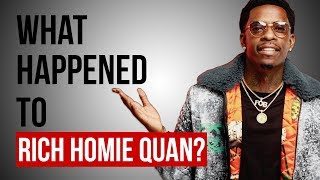 Video WHAT HAPPENED TO RICH HOMIE QUAN? MP3, 3GP, MP4, WEBM, AVI, FLV September 2018