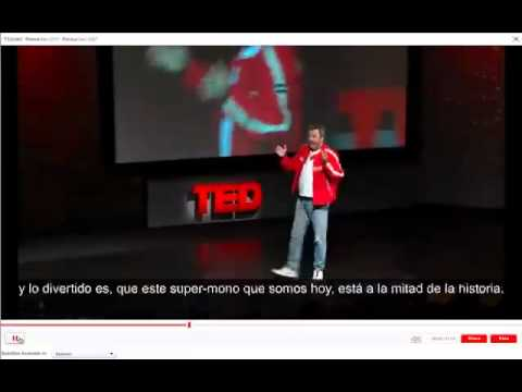 Philippe Starck TED 2007 Subtítulos Español