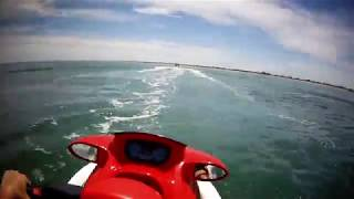 10. Sortie Jet Ski Seadoo GTX Wake 155