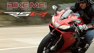 8. Aprilia RSV4 R Review - BIKE ME!