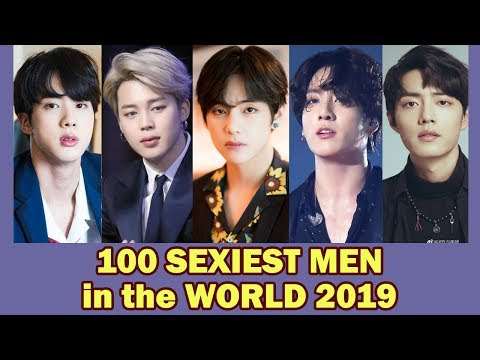 The 100 SEXIEST MEN in the WORLD 2019 - We have a new winner!