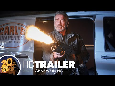 Terminator: Dark Fate | Offizieller Trailer 2 | Deutsch HD German (2019)