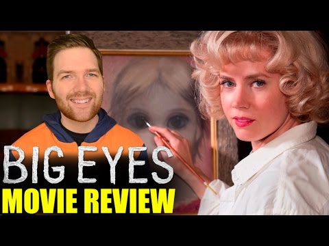 Big Eyes – Movie Review