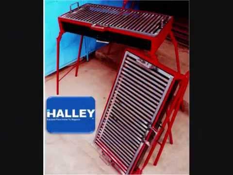 Asador Mini (casero) - Grupo Halley