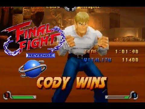 final fight revenge saturn iso