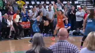 Maya Moore Drops 31 on PHX in Game 1 Win by WNBA
