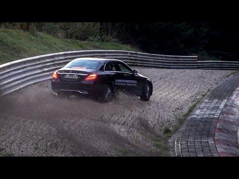 Saturday Evening Highlights & Almost Crash - Touristenfahrten Nürburgring