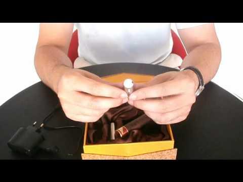 comment remplir humidificateur cigare