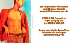 Download Video Taemin - Flame of Love [Korean Ver.] (Rom~Han~Eng) MP3 3GP MP4