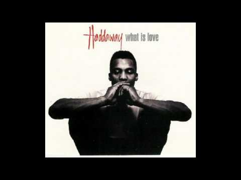 Haddaway - What Is Love (HQ)