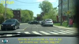 Dorval (QC) Canada  City pictures : Dash cam