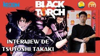 Interview de Tsuyoshi TAKAKI