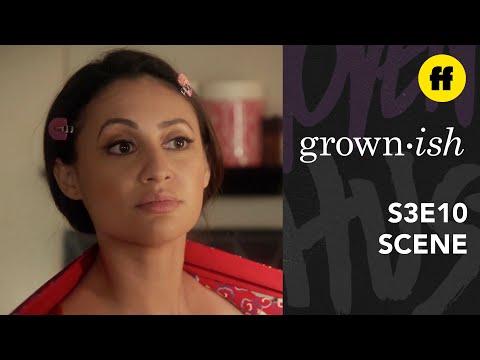 grown-ish Season 3, Episode 10 | Ana Battles Her Sexual Frustration | Freeform