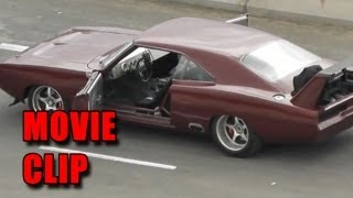 Fast And Furious 6 Car Stunt (2013)