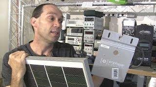 Solar Power Your Home #7 – Grid Tie v Micro Inverter v Power Optimizer v Charge Controller