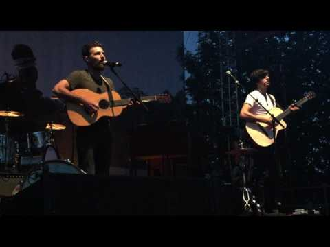 The Avett Brothers - If It's The Beaches - McMenimens Edgefield - 7/22/16 (видео)