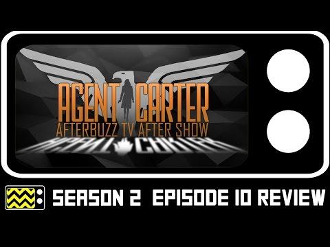 Agent Carter Season 2 Episode 10 Review & After Show   AfterBuzz TV