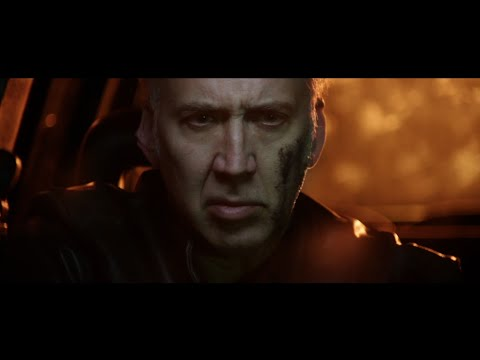 DYING OF THE LIGHT Official Trailer (2014) - Nicolas Cage, Anton Yelchin, Alexander Karim