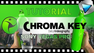 CHROMA KEY EFFECT / CLAVE CROMÁTICA TUTORIAL: SONY VEGAS PRO 11, 12, 13 & 14