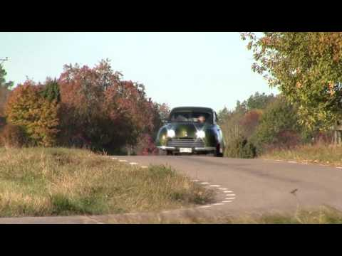 Saab 92 SAAB 92, Two Stroker with personal touch