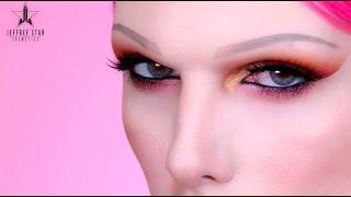 SUNSET CAT EYE GLAM Makeup Tutorial
