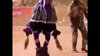 Fritando na Balada - Zaouli Dance com Gaspard Zamble