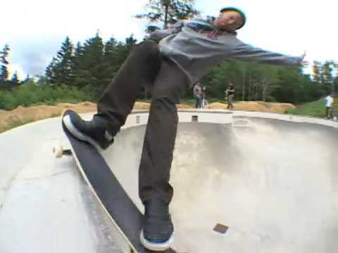 Independent Northwest 2007 Tour Video PART 1 LINCOLN CITY