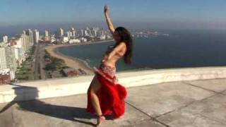 Magical Egyptian - Magical Egyptian Belly Dance: Punta Del Este To The Feet Of Faiza Al Manzur video