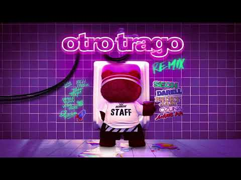 Sech - Otro Trago (Remix) ft. Darell, Nicky Jam, Ozuna, Anuel AA [Audio Oficial]