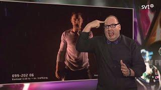 ESC 2015 - Måns Zelmerlöw – Heroes |  Tommy Krångh Simultanübersetzer