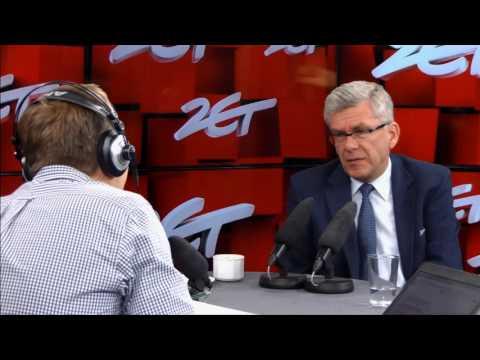 Karczewski odpowiada na pytanie czy Kaczyński ma wady.