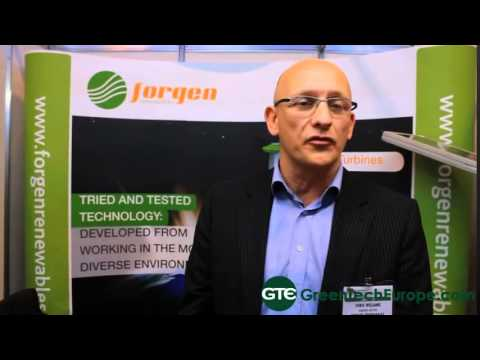 Forgen Renewables Interview