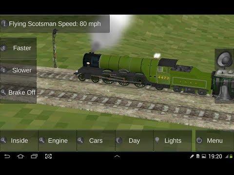 Симулятор железной дороги  Train sim