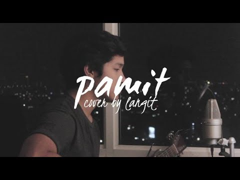 Pamit By Tulus (Cover By Langit)