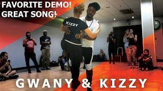 Hey Mama Remix  Gwany  Kizzy Tarraxa Osteo  Brussels Kizomba Congress 2017